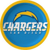 NFL San Diego Chargers Party Supplies