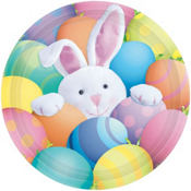 Peek-A-Boo Bunny Easter Party Supplies