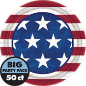 Americana Patriotic Party Supplies