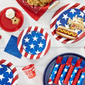 Americana Party Supplies