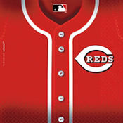 MLB Cincinnati Reds Party Supplies