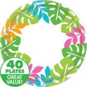 Palm Leaf Value Plates & Tableware