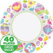 Easter Egg Hunt Value Plates & Tableware