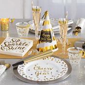 Premium New Year's Tableware