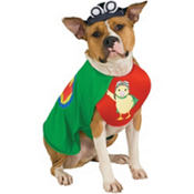 Wonder Pets Ming-Ming Duckling Dog Costume