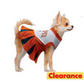 Miami Dolphins NFL Dog Cheerleader Costume