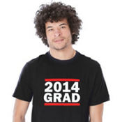 Black 2014 Graduation T-Shirt