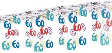 60th Birthday Ceiling Decoration