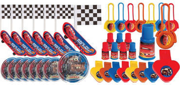 Cars 2 Favor Pack 48pcs
