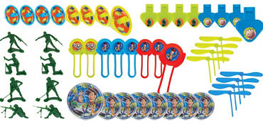 Toy Story Favor Pack 48pc