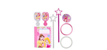 Disney Princess Favor Value Pack 100pc