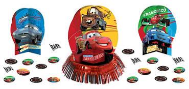 Cars Centerpiece Kit 23pc