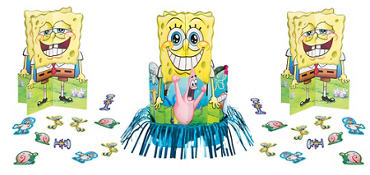 SpongeBob Centerpiece Kit 23pc