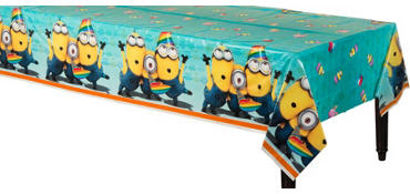 Despicable Me Table Cover