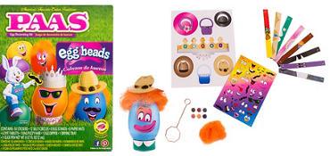 Eggheads Easter Egg Decorating Kit