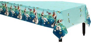 Olaf Table Cover - Frozen