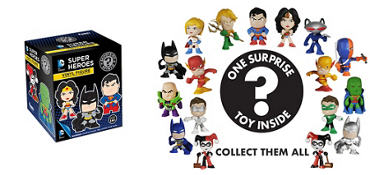 DC Comics Super Heroes Mystery Pack