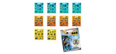 Batman Sticker Book 9 Sheets