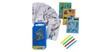 Batman Sticker Activity Box