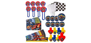 Blaze and the Monster Machines Favor Pack 48pc