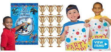 Skylanders Fun & Games Kit
