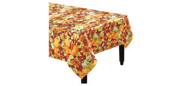 Fall Harvest Table Cover