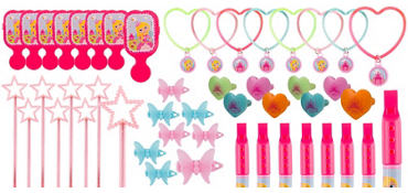 Woodland Fairy Favor Pack 48pc