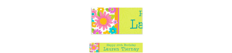 Custom Spring Fling Banner 6ft