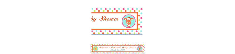 Custom Winnie the Pooh Baby Shower Baby Shower Banner 6ft