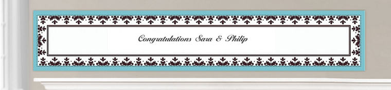Custom Wedding Banners