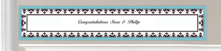 Custom Wedding Banners