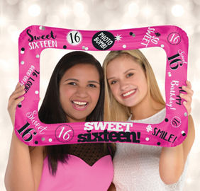 sweet 16 inflatable frame