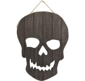quick shop scary skull sign - Halloween Skull