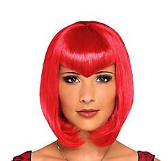 Va Va Vampiress Short Red Wig