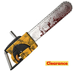Leatherface Chainsaw 27in