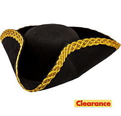 Deluxe Tricorn Hat