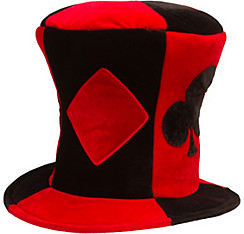 Ace High Top Hat