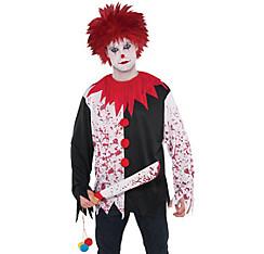 Adult Evil Clown Shirt