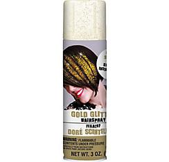 Glitter Gold Hair Spray