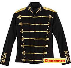 Adult Michael Jackson Black Jacket