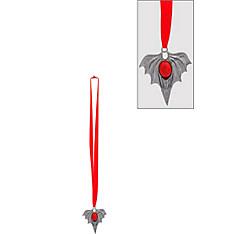 Gothic Bat Medallion