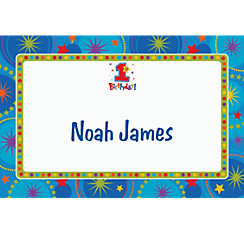 One-Derful Boy 1st Birthday Custom Thank You Note