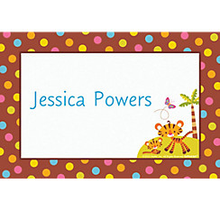Fisher Price Custom Baby Shower Thank You Note