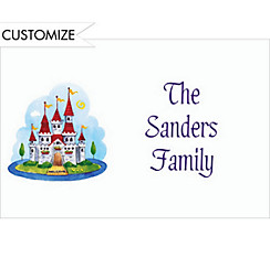 Castle Custom Thank You Note