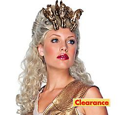 Athena Wig & Headpiece