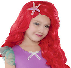 Child Ariel Wig - The Little Mermaid