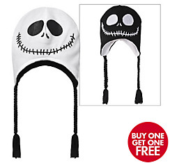 Jack Skellington Peruvian Hat - The Nightmare Before Christmas