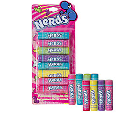 Wonka Nerds Lip Balm 8ct