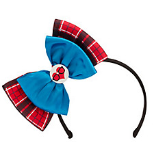 Geek Chic Bow Headband