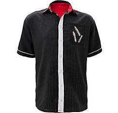 Adult Rough Rider Gangster Shirt